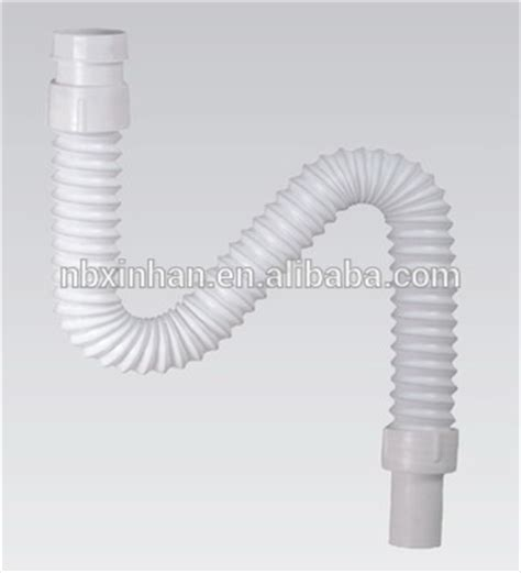 flexible drain hose water sink drain polypropylene pipe