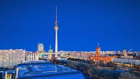 Berlin Wallpaper  3840x2160 #50839