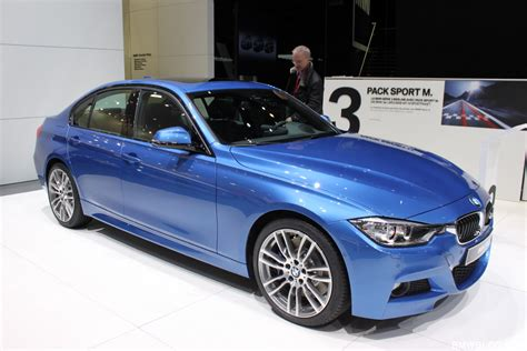 Bmw 328i Sport Package 2012 geneva motor show bmw 328i with m sport package