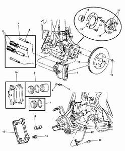 2005 Dodge Neon Sxt Engine Diagram : 4670292af genuine mopar hub wheel ~ A.2002-acura-tl-radio.info Haus und Dekorationen