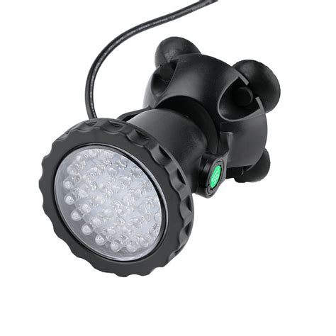 submersible pond lights 36 led submersible underwater spot light outdoor garden