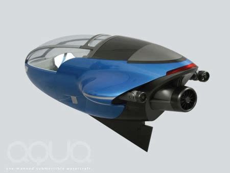 aqua future submersible watercraft for both and the surface of water tuvie