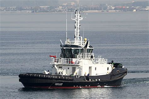 Tug Boat Drive by Media Tugboat Ship Technology