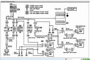 Nissan Patrol Headlight Wiring Diagram. complex gq patrol ... on
