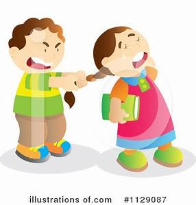 Girl Bully Clipart - Clipart Suggest