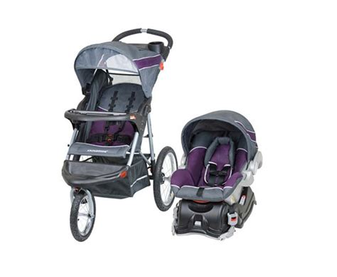 Baby Trend Expedition Travel System  Stroller + Car Seat