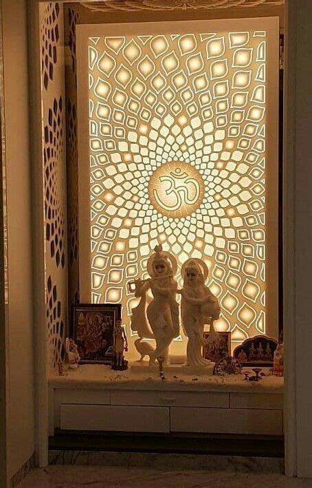 corian temple lucky   pooja room design pooja