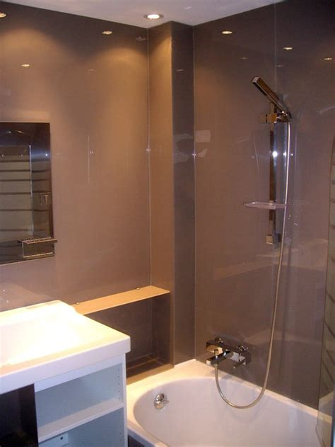 high gloss acrylic wall panels  bathrooms kitchens