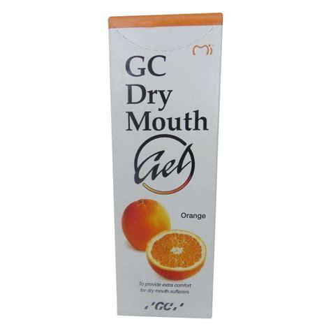 Amazon.com: GC Dry Mouth Gel (Fruit Salad Flavor) 40G