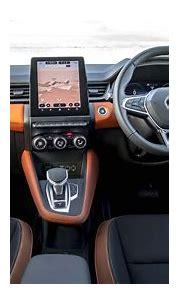 Renault Captur E-TECH hybrid interior & comfort ...
