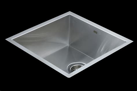 Stainless Steel Laundry Sink by 440x440mm Handmade Stainless Steel Undermount Topmount