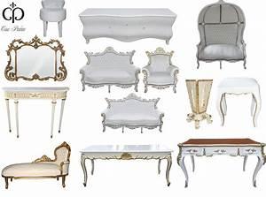 Barock Sofa Weiß : casa padrino barock m bel barock kollektion wei gold imperialistisch hightlight sofa ~ Frokenaadalensverden.com Haus und Dekorationen