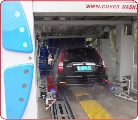 High-performance Car Wash Container