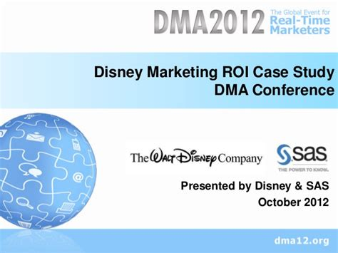 Marketing Optimization by Disney The Magic Of Marketing Mix Analytics Optimization