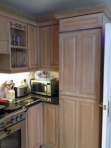 limed oak kitchen now hand painted wilmslow cheshire With what kind of paint to use on kitchen cabinets for amber glass candle holders