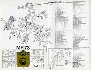 Manurhin Mr73 Design And Construction