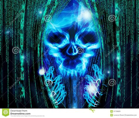 virus stock illustration illustration  design trojan