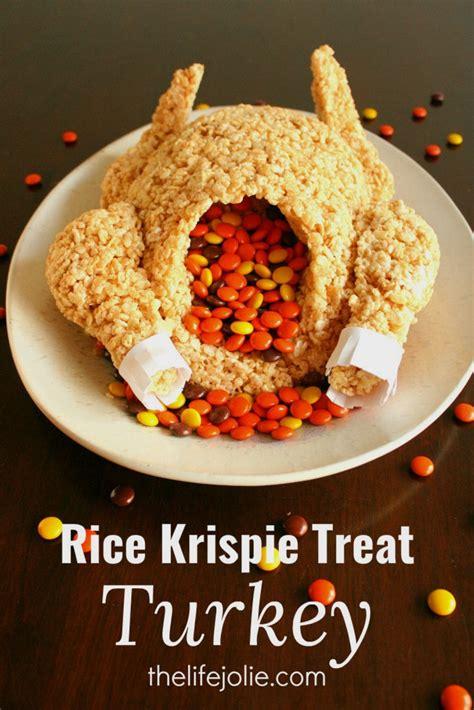adorable thanksgiving treats   kids table