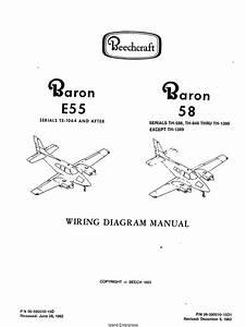 Beechcraft Baron E55 Serials Te