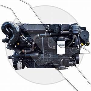 Mercruiser 4 2l 254ci Vm Diesel 6 Cyl D