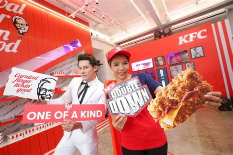 KFC Launches the World-Renowned