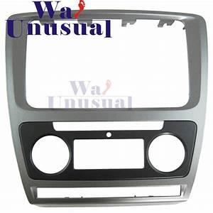 Radio Skoda Octavia 2010 : 2 din top quality car radio fascia panel for skoda octavia ~ Jslefanu.com Haus und Dekorationen