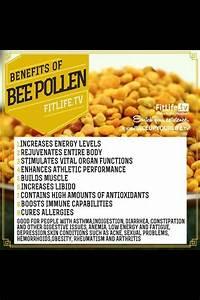 Bee Pollen Facts