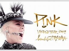 P!nk concert in Montreal on March 23, 2018 evenko
