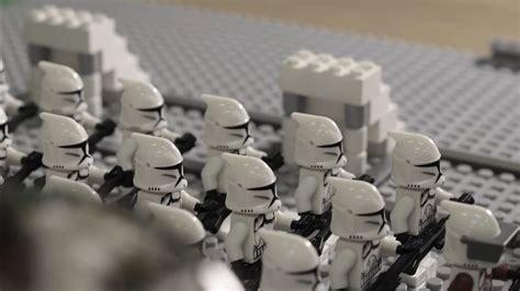 Lego Star Wars Clone Wars Stop Motion Animation