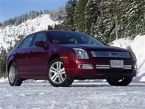 2007 Ford Fusion : test drive 2007 ford fusion sel v6 awd ~ Medecine-chirurgie-esthetiques.com Avis de Voitures