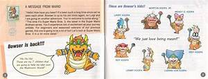 I Just Noticed This About The Koopalings In Color Splash