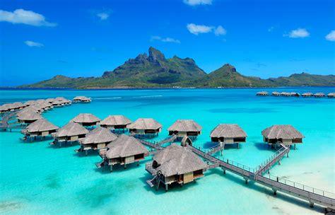 Four Seasons Resort Bora Bora Luxury Hotels Travelplusstyle