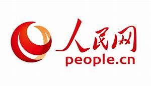 人民网启用新Logo | Rologo 标志共和国
