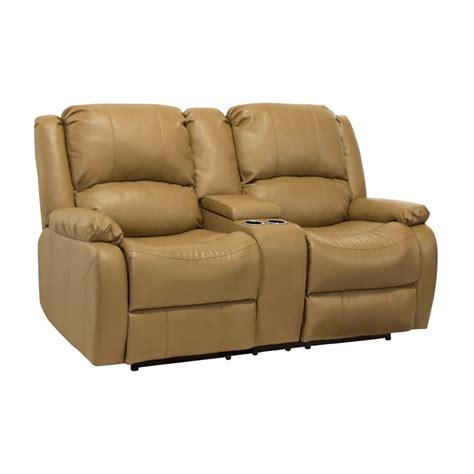 rv recliner loveseat recpro charles 67 quot rv zero wall hugger recliner