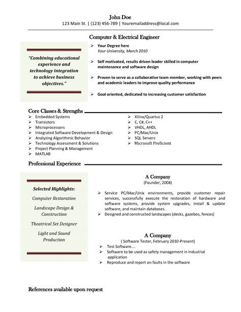 example of best resume examples of resumes best ever samples cover letter for