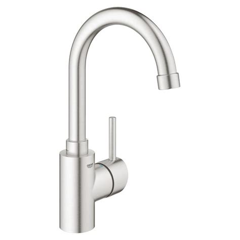 Concetto Kitchen Faucet by Grohe Concetto Supersteel 1 Handle Bar And Prep Kitchen
