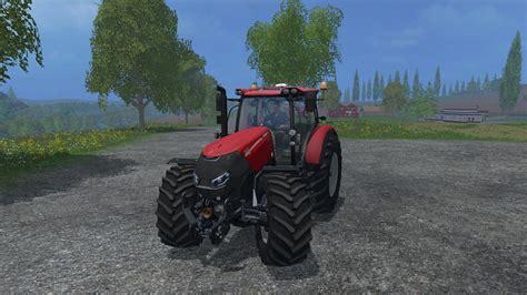 case optum  cvx   fs farming simulator