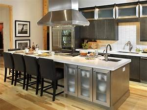 Kitchen Islands With Seating: Pictures & Ideas From HGTV HGTV