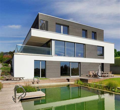 eco passive house uk built  baufritz