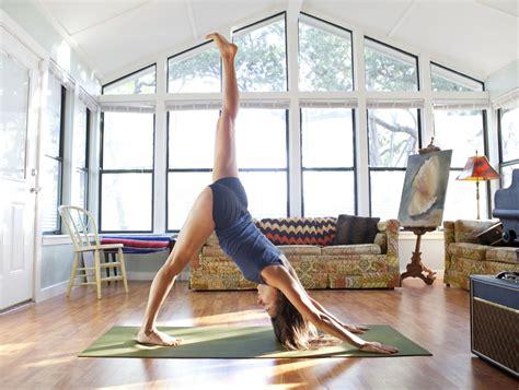 space  yoga  home