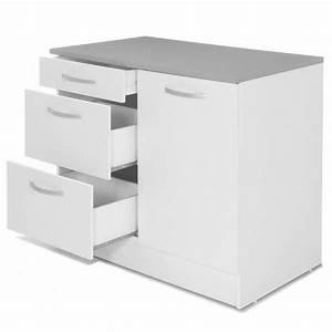 meuble bas de cuisine profondeur 40 cm conforama cuisine With meuble bas cuisine 40 cm profondeur