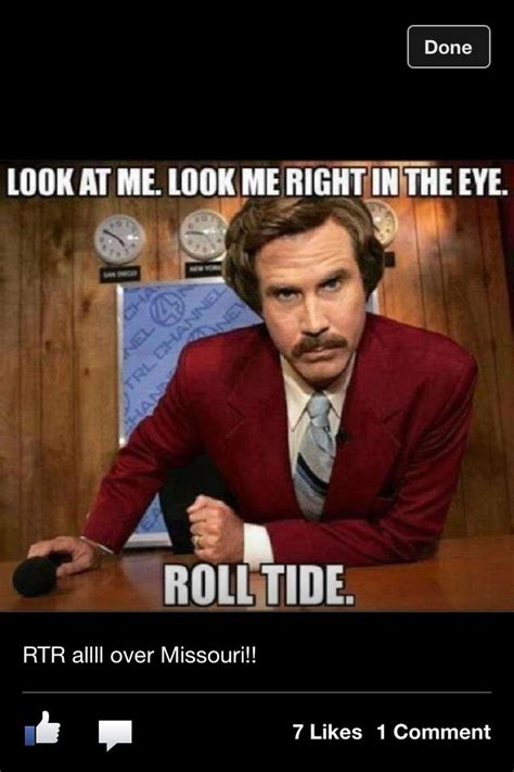 Roll Tide Memes - roll tide alabama roll tide pinterest
