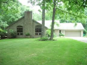 west lafayette wooded 3 bedroom brick ranch house for sale near purdue