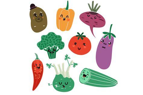 Delicious food gourmet and fresh salad on bowl cartoon vector illustration graphic design. Cartoon vegetables. Vegan healthy meal organic food ...