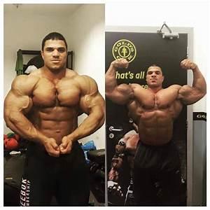 21 Year Old Bodybuilder Hassan Mostafa Is So Big He Looks Like He U0026 39 S Photoshopped