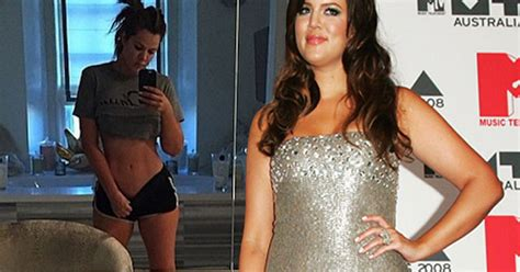 "Khloe Kardashian on her weight loss: ""People love to call ..."