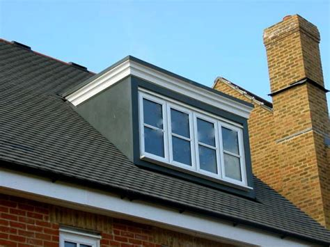 Dormer Windows Uk by Flat Roof Dormer With Windows Across