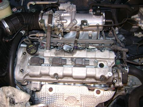 Suzuki Forenza Engine by Service Manual How To Remove A Engine From A 2005 Scion