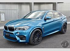 Long Beach Blue Hamann BMW X6 M by DS GTspirit