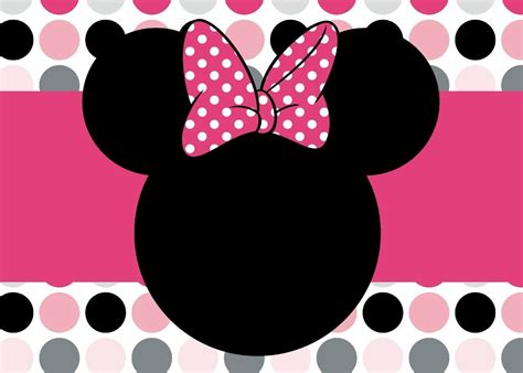 Minnie Mouse Decorations Baby Shower by Invitaciones De Cumplea 241 Os De Minnie Baby Pinterest